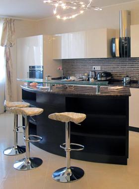 Кухня в шпоне