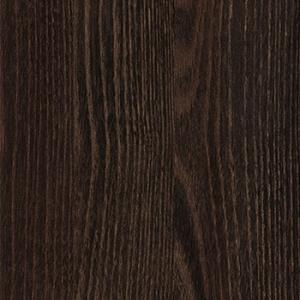 ЛДСП Дуб Термо чёрно-коричневый