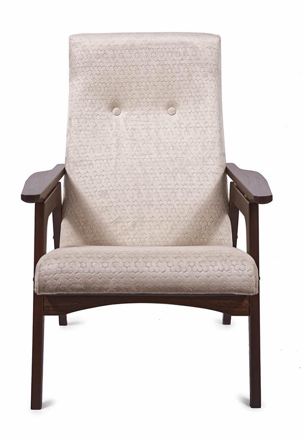 Кресло «Sputnik Callisto Ivory»
