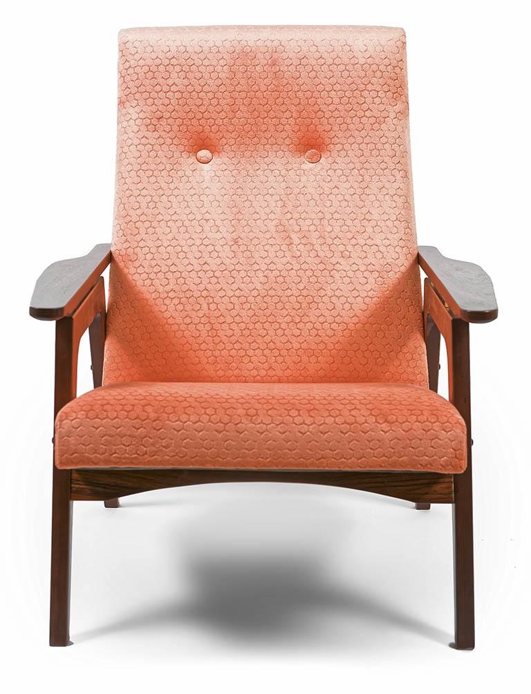 Кресло «Sputnik Callisto Coral»