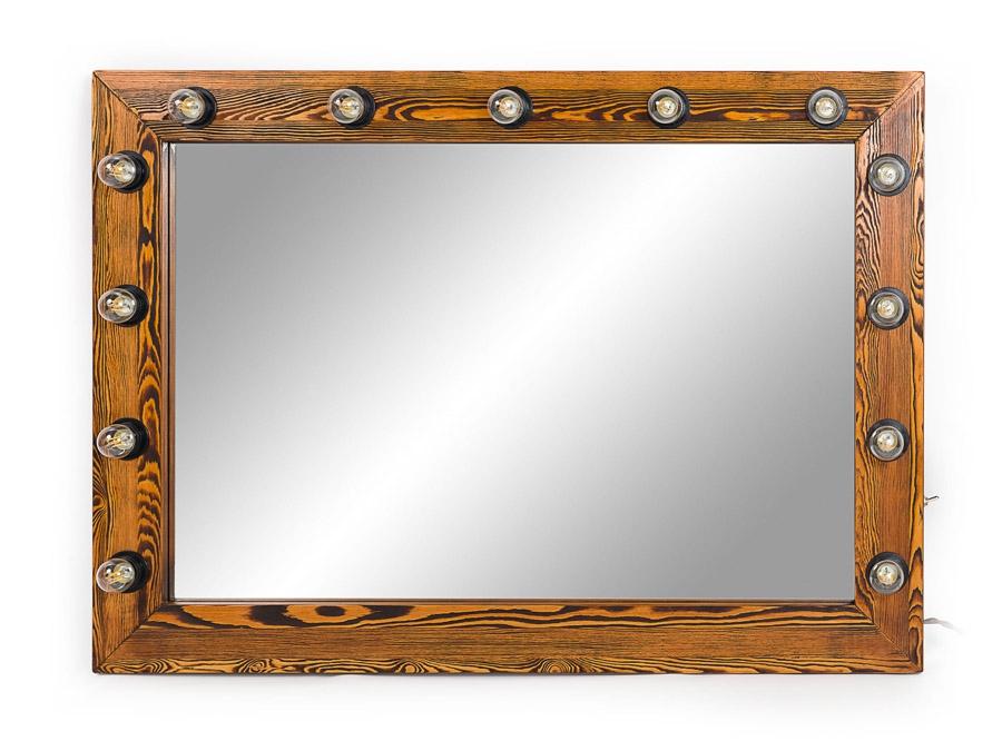 Зеркало гримерное Flame 110х80